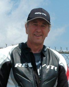 A photo of Tony Foale
